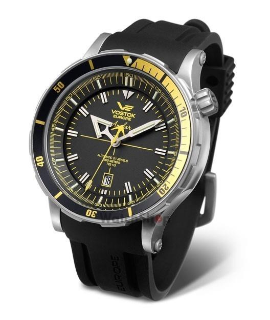 Vostok Europe Anchar Nh35a 5105143 End 7 22 2017 5 15 Pm