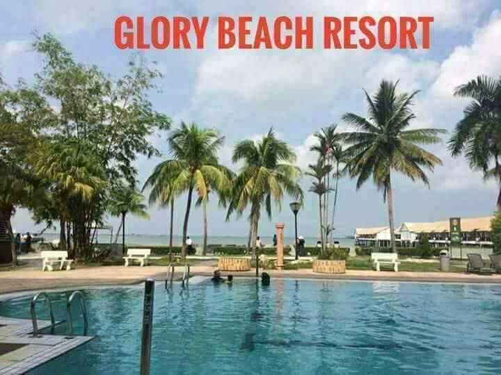 Voucher Hotel Glory Beach Resort Port Son Pd N Sembilan Baucer