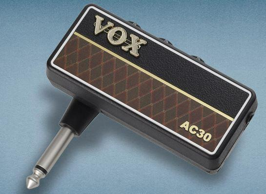 VOX Amplug 2 AC30 Headphone Guitar Amplifier