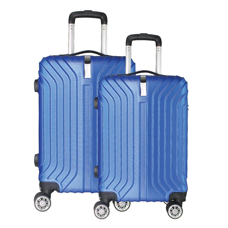 Voxtera SONIC Luggage Bag ABS 4 Wheel Protector Travel Suit Case 2IN1
