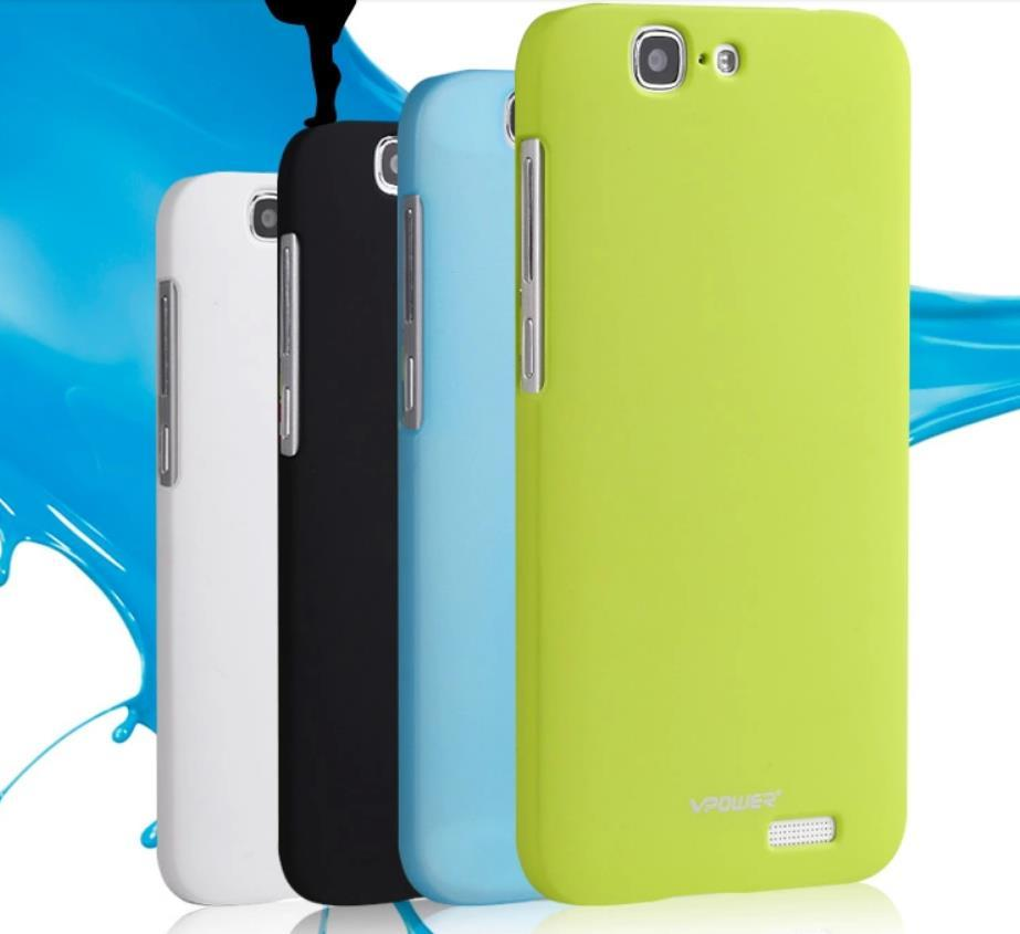 Vpower Huawei Ascend G7 G6 Back Case Cover + Free SP