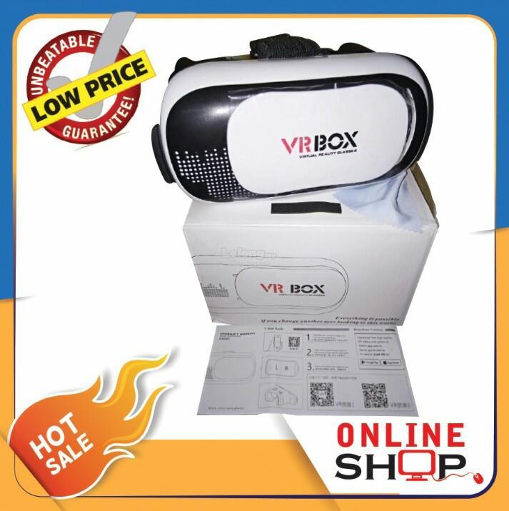 5274d72c2c1 VR Box II (ver 2.0) 3D Virtual Reality Glasses Headset Gear. ‹ ›
