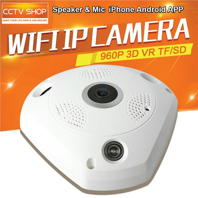 Vr Cam 3d 360 Panoramic Wifi Mic Spe End 8 19 2019 4 15 Pm