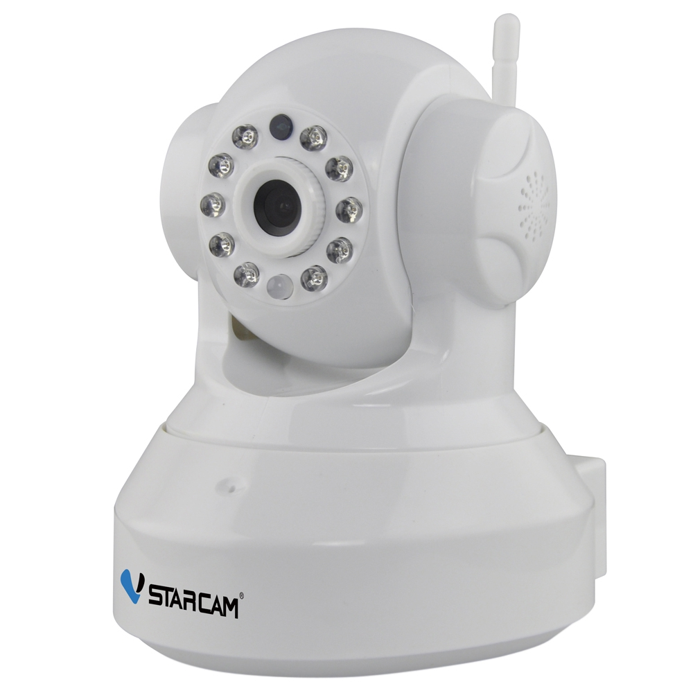 VSTARCAM C37A H.264 960P HD WIRELESS WIFI MOTION DETECTION IR HEMISPHE..