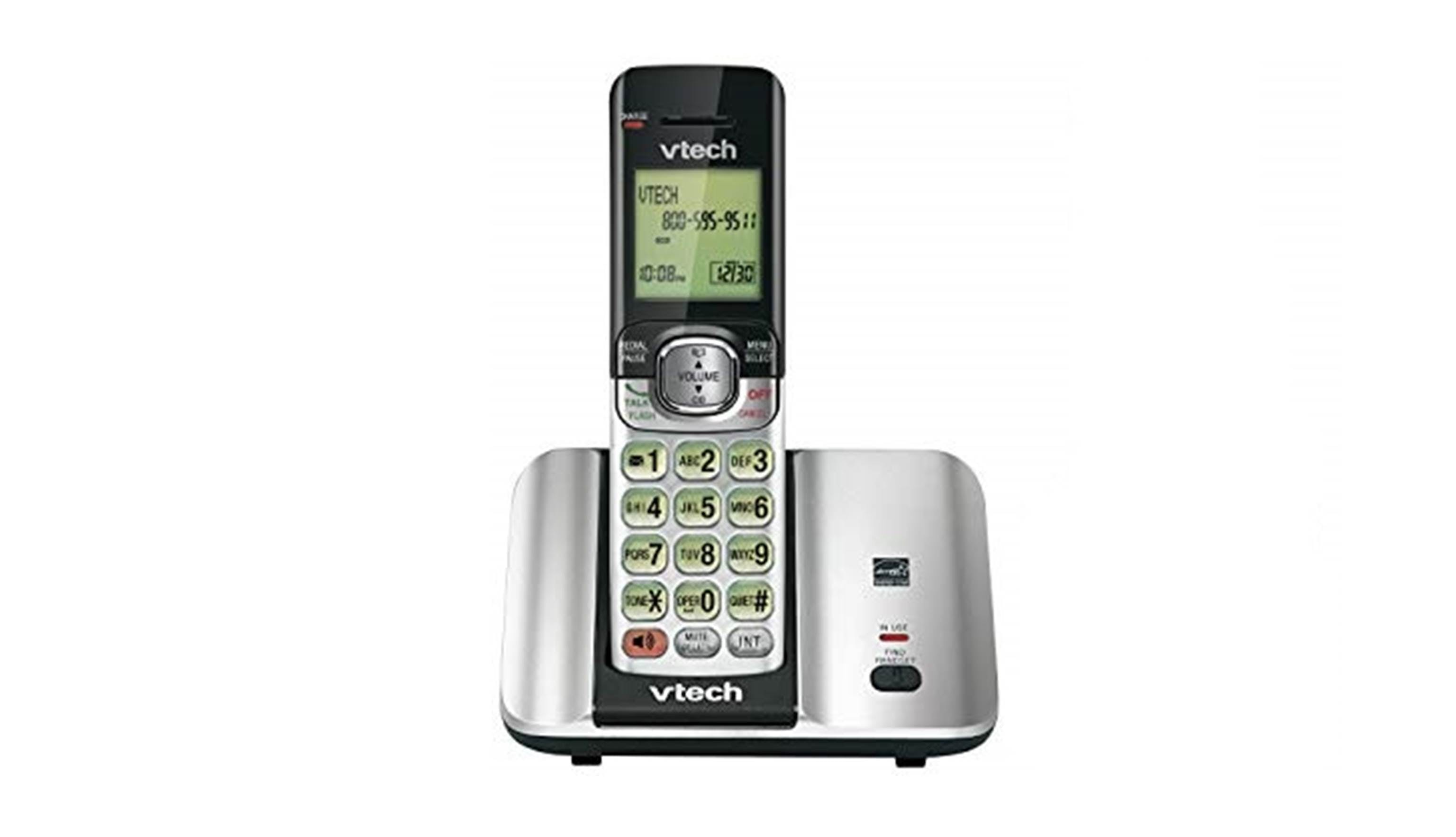 VTECH CS6519A Cordless Phone with Bluetooth