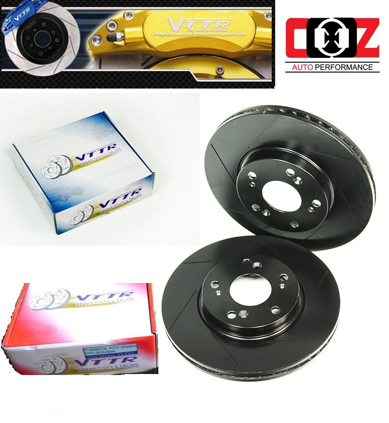 VTTR SPORTS DISC ROTOR TOYOTA CAMRY 2006 2.0/2.4