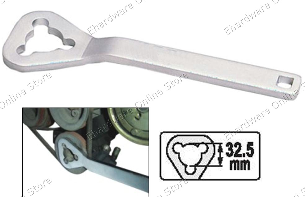 VW Audi Water-Pump Pulley Reaction Wrench (1326)