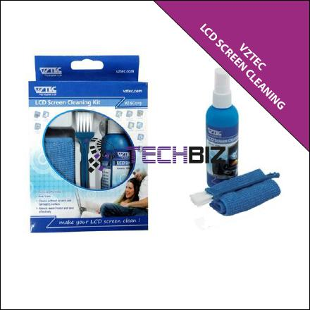 VZ-SC1219 VZTEC LCD SCREEN CLEANING KIT
