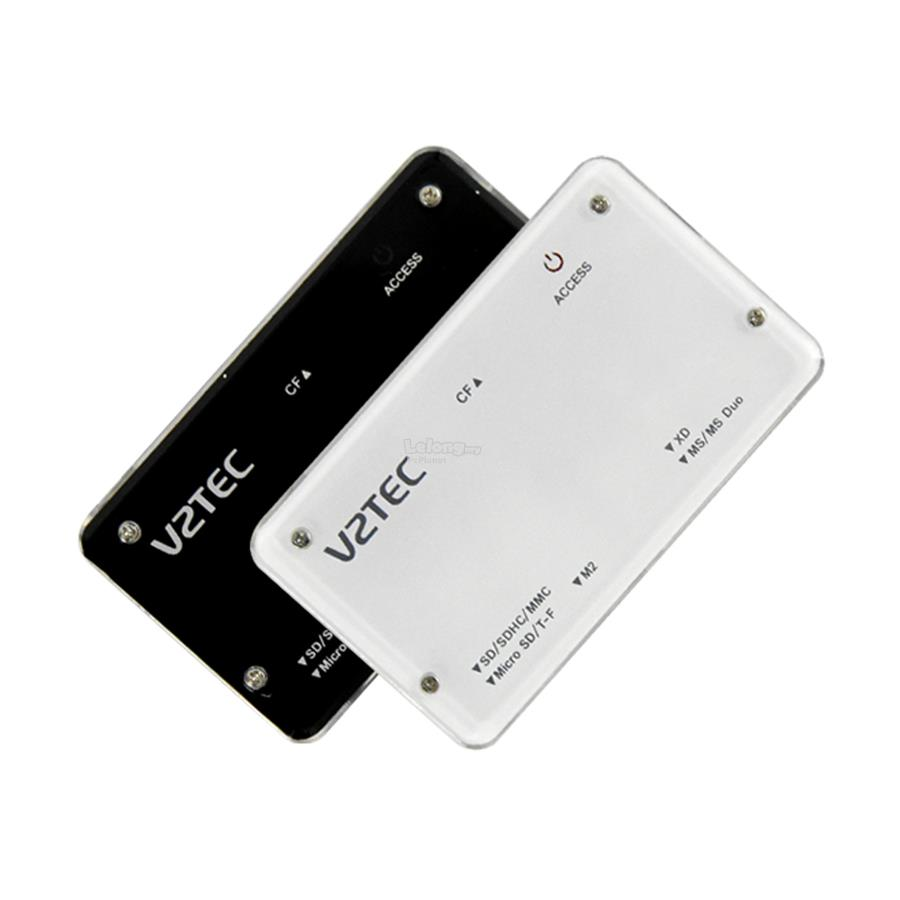 VZTEC ALL IN ONE CARD READER USB2.0 (VZ1006)