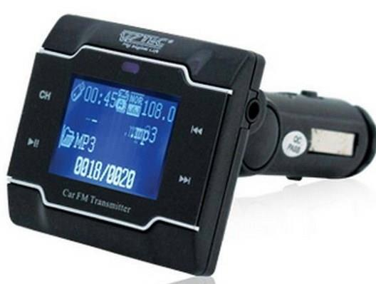 VZTEC/ VETOP CAR MP3/WMA FM MODULATOR, VZ-CM1639, SUPPORT CHINESE