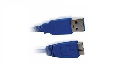 VZTEC/ VETOP USB 3.0 AM TO MICRO B CABLE 50CM, VZ-CB2537