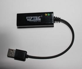 VZTEC/ VETOP USB TO RJ45 LAN ADAPTER FOR WINDOW 64BIT, VZ-UA2245