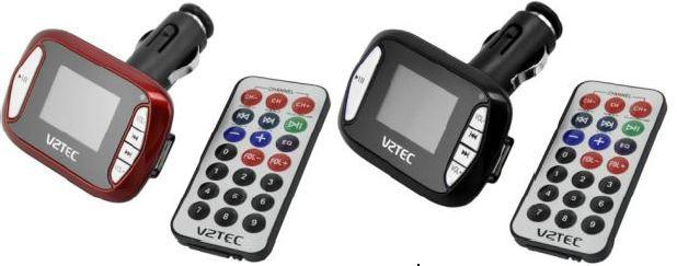 VZTEC/ VETOPFM MODULATOR MP3 WITH SD CARD SLOT (VZ1624)