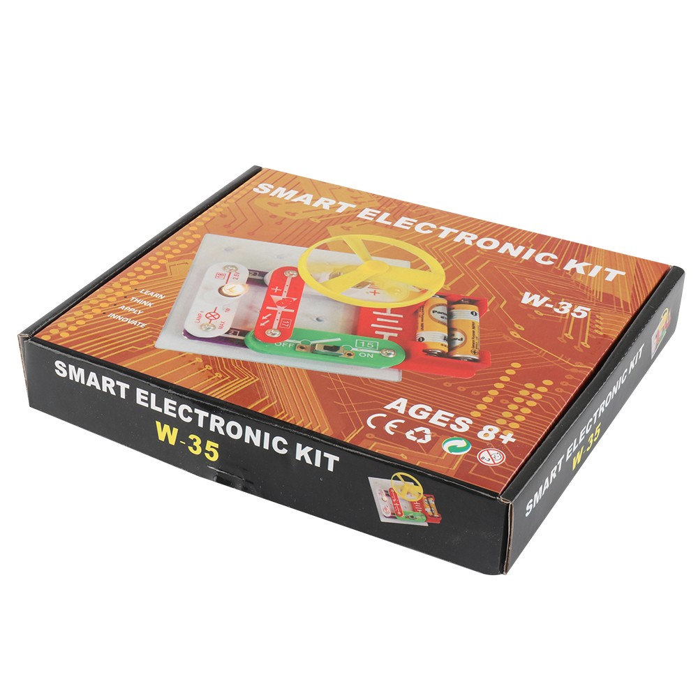 W 35 Kids Learning Circuit Electron End 4 12 2019 1124 Am Learn About Electronics Discovery Kit Educational Scien