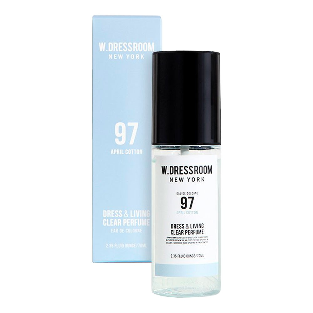 W.Dressroom Dress  & Living Season 2 Clear Perfume - No.97 April Cotton 70