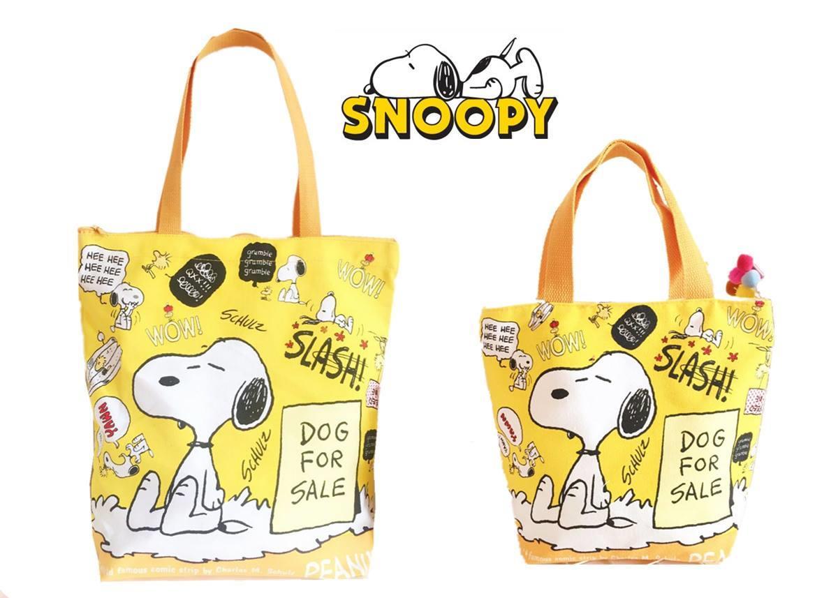 Wa0219 Iconic Snoopy Bag