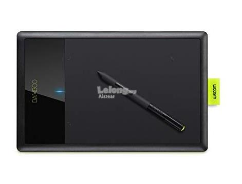 Wacom CTL-471 Bamboo Pen Hand Drawing Graphic Tablet