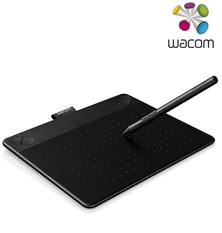 WACOM INTUOS ART MEDIUM 8.5' x 5.3' TABLET (CTH-690/K0-CX) BLK