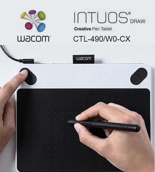 wacom intuos draw fun small ctl 490 end 4 29 2018 7 15 pm. Black Bedroom Furniture Sets. Home Design Ideas