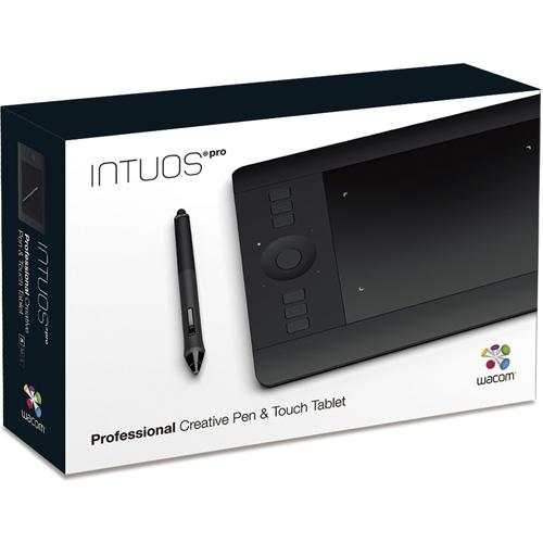 WACOM INTUOS PRO TOUCH SMALL 6' x 3.7' GRAPHIC TABLET (PTH-451/K1-CX)