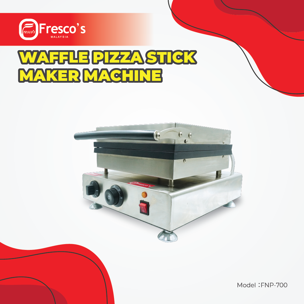 Waffle Pizza Stick Maker Machine
