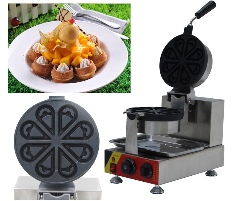 Waffle Water Tear Small Electric Maker