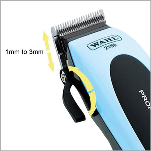 WAHL 2150 Professional Best Quality Hair Clipper FREE TRAVEL ADAPTOR!