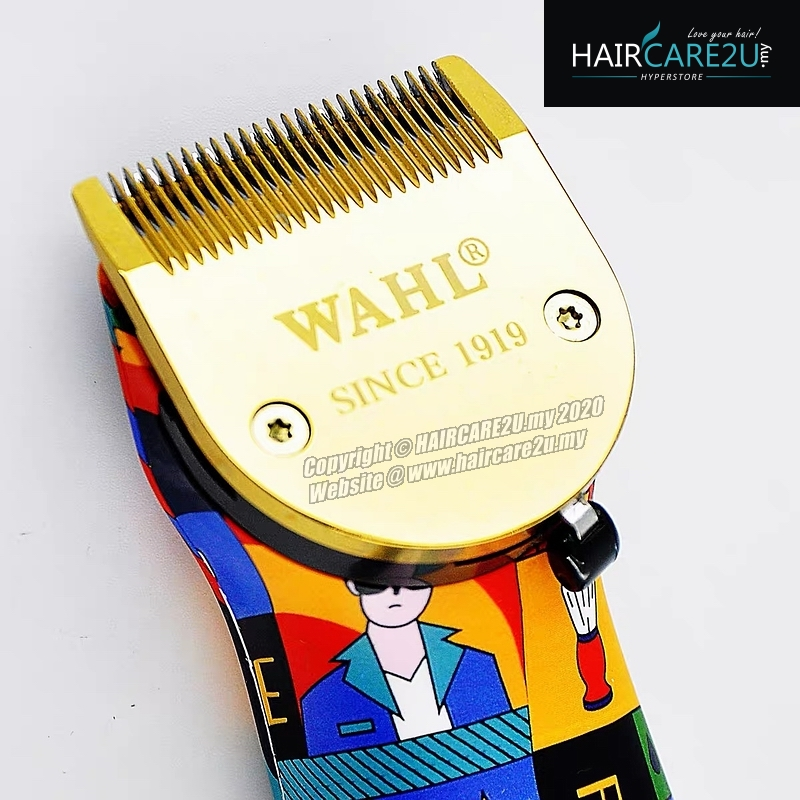Wahl 2235-01 LCD Cordless Hair Clipper (Youth - Limited Edition)