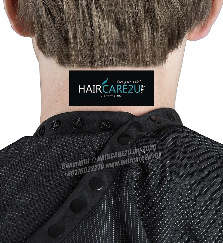 Wahl 5-Star Embroidery Barber Salon Cutting Cape (Limited Edition)