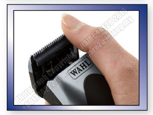 Wahl 6211 Clip&Rinse Cord Cordless Rinseable Rechargeable Hair Clipper