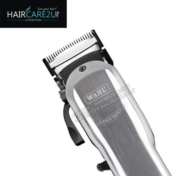 Wahl 8591-018 Cordless Taper Chrome Professional Hair Clipper