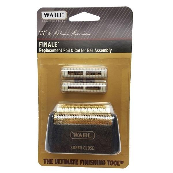 WAHL Finale Replacement Foil & Cutter Bar Assembly 7043-100