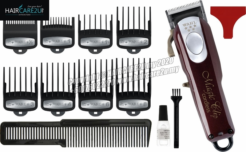 WAHL Pro 5-Star Series Magic Clip Cordless Hair Clipper for Barbershop