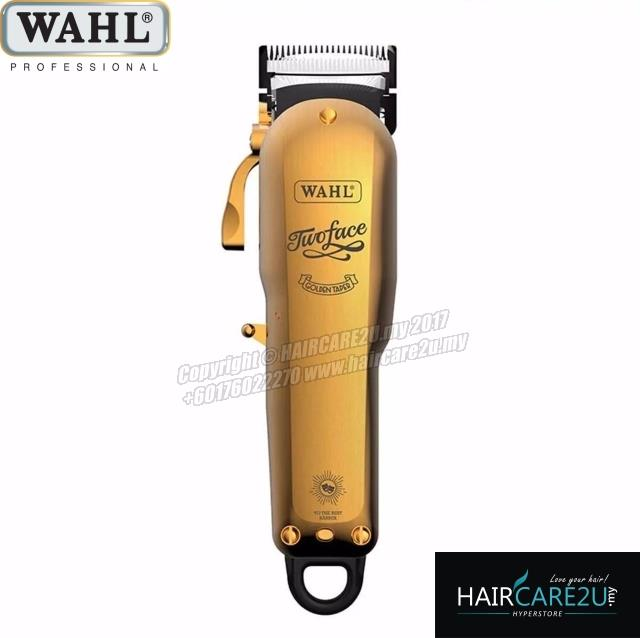 Best Hair Clippers 2020.Wahl Two Face Cordless Golden Taper Hair Clipper Limited Edition