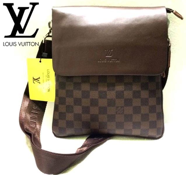 50a7fd706eb5 WAIST POUCH MONEY CLIP Woman Man Men Hand Leather Sling Tablet Bag Beg. ‹ ›