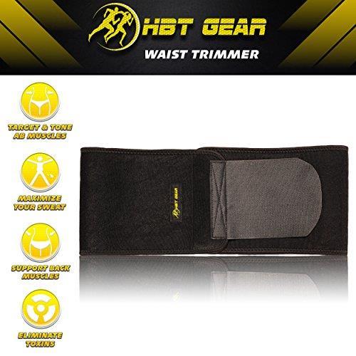 Waist Trimmer by HBT Gear (for Men & Women)