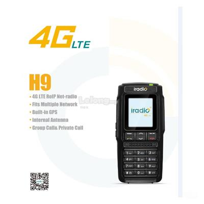 Walkie talkie Iradio 4g lte wcdma H9