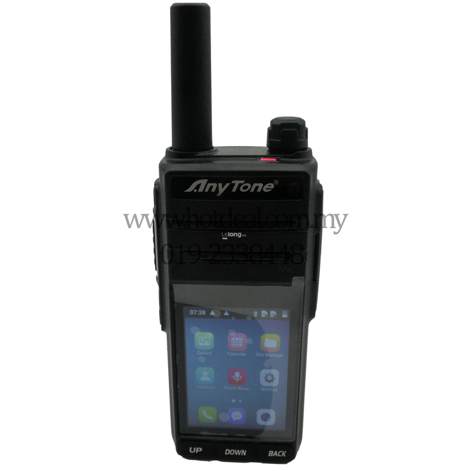 Walkie talkie Welink / Anytone T7 wcdma 4g