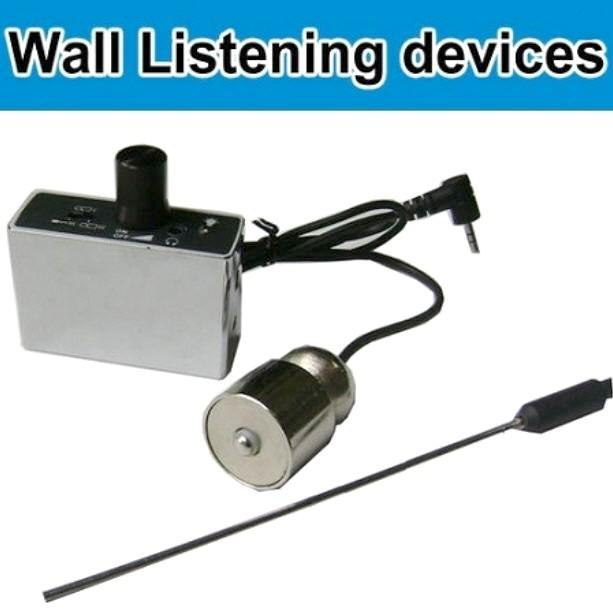 Wall Listening Device With Recording Function (HY-929).