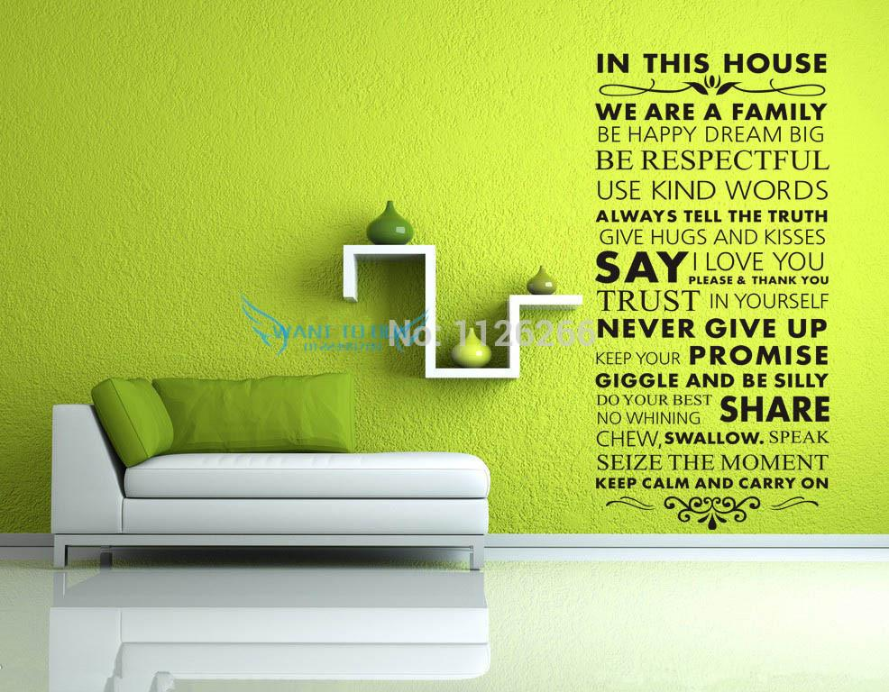 In this wall sticker quotes and say end 7 31 2020 2 15 am for Wall and deco showroom milano