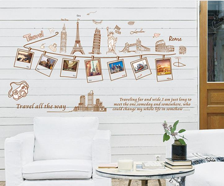 Wall Sticker: Wonderful world