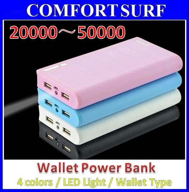 Wallet 2nd Gen 20000 30000 5000mAH PowerBank Yoobao Smart Phone