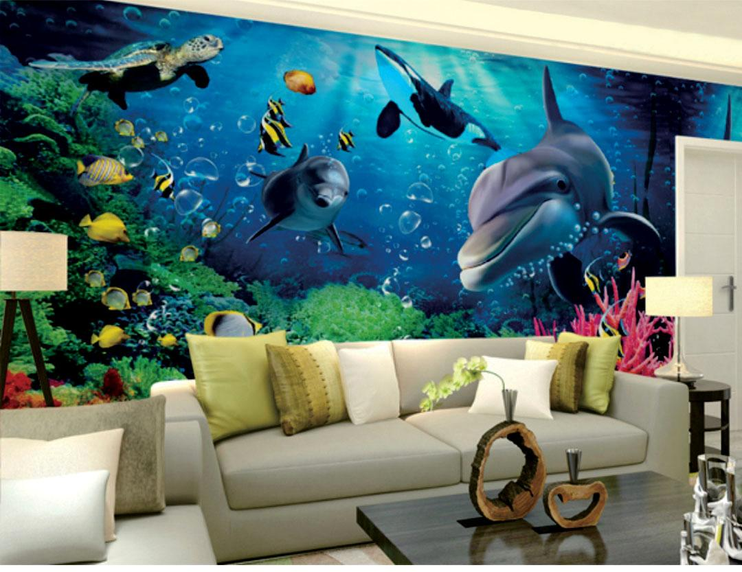 Wallpaper customise wall mural for r end 6 27 2016 7 15 pm for Commercial mural