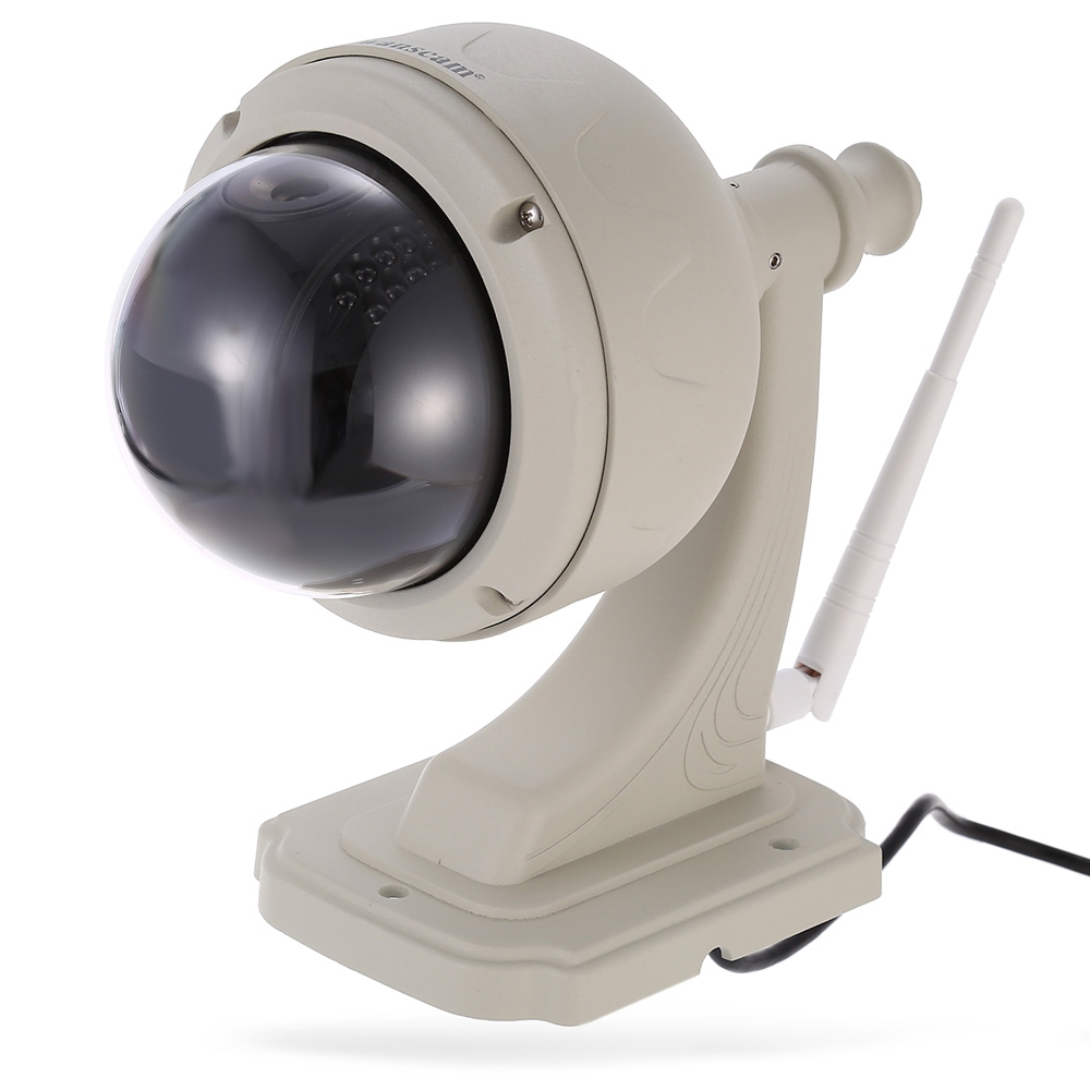 WANSCAM HW0038?1.0MP WIFI IP CAMERA 720P MOTION DETECTION WATERPROOF