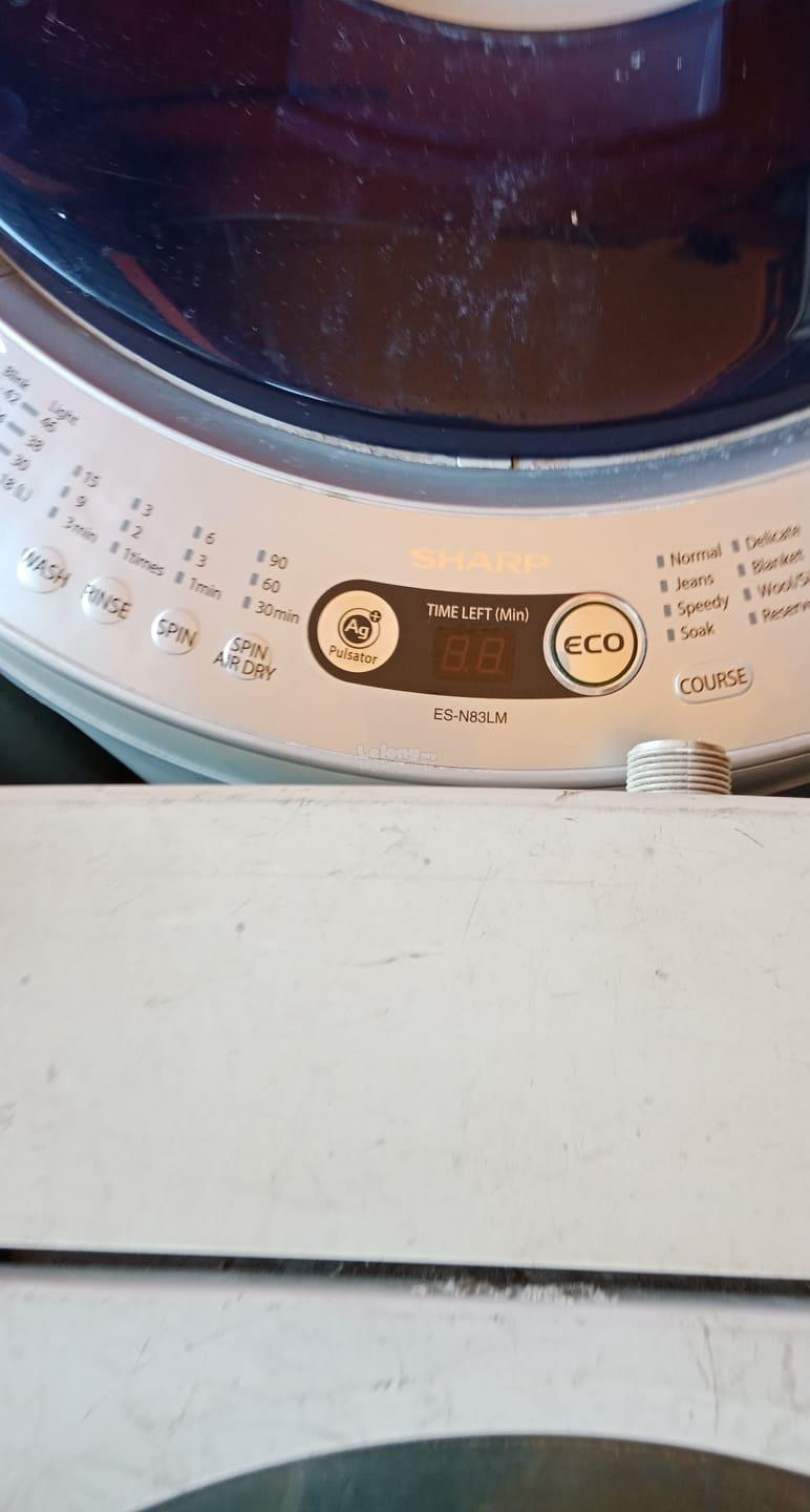 Washing Machine Secondhand Sharp ES-N83LM
