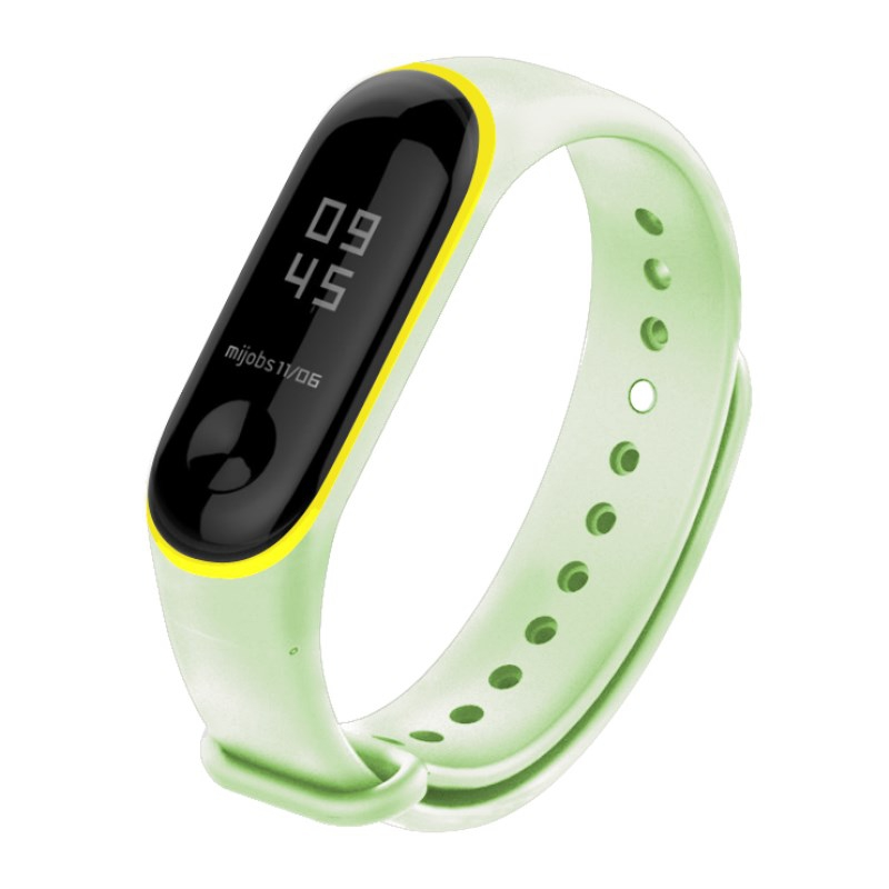 Watch Accessories - Strap - Luminous  Wristband For Xiaomi Mi Band 3