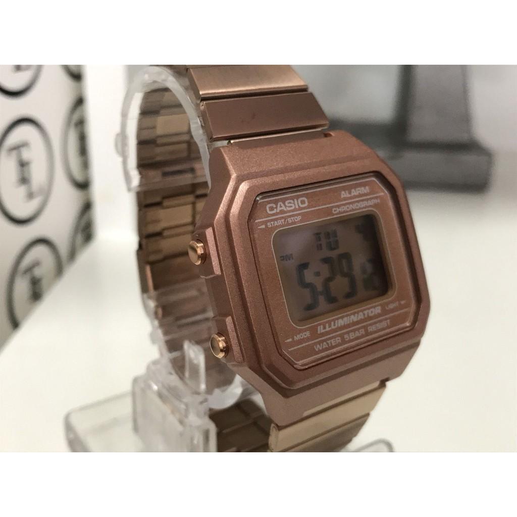 6df3793687d6 Watch - Casio ROSE GOLD B650WC - ORI (end 6 5 2021 12 00 AM)