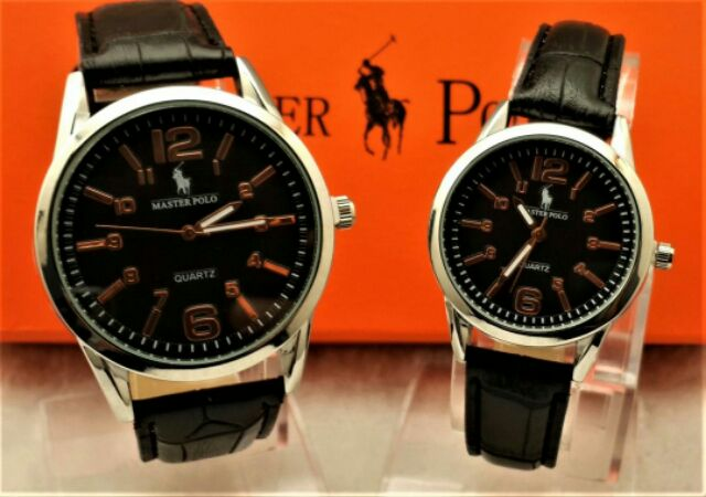 WATCH POLO COUPLE