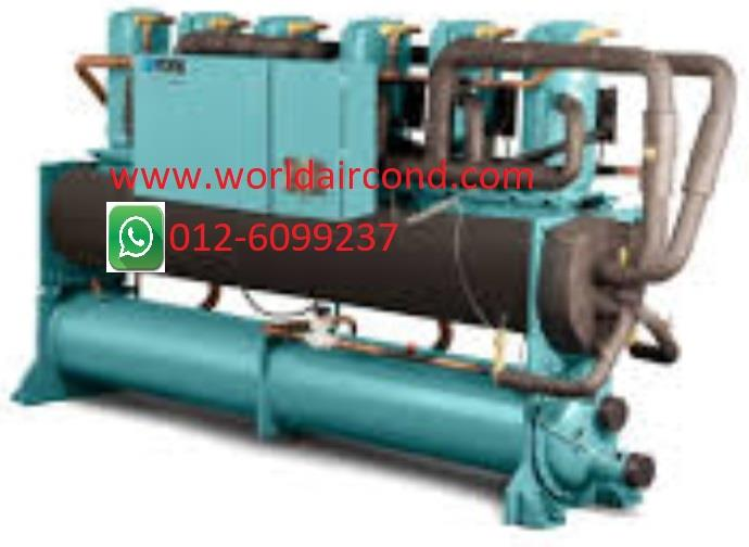 Water Cooled Chiller (50hp)