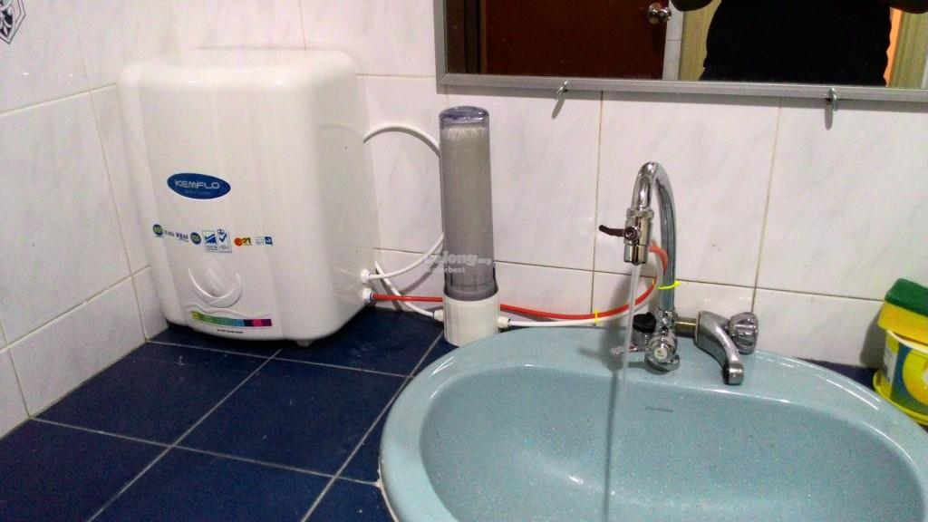 Water Filter Classic KEMFLO Alkaline 7 Stage